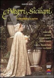 Giuseppe Verdi. I Vespri Siciliani di Luca Ronconi - DVD