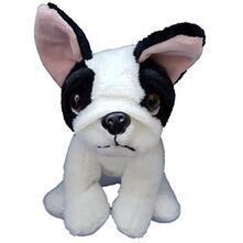 Cane Bulldog Francese Peluche 25Cm. Super Soft
