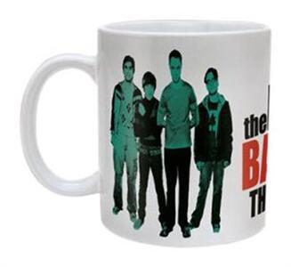 Tazza Big Bang Theory. Green