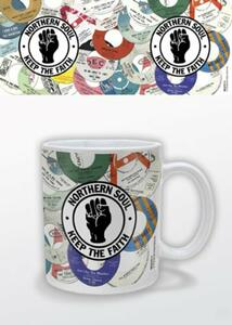 Tazza Northern Soul Labels