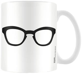 Tazza Geek Glasses. Hers