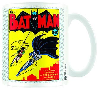Tazza Batman. N.1