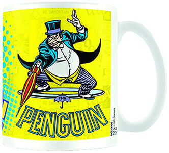 Tazza Batman. Penguin Kabbom - 2