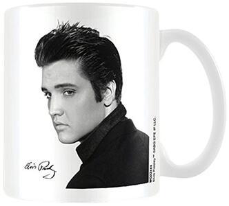 Tazza Elvis. Portraits