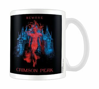 Tazza Crimson Peak. One-sheet
