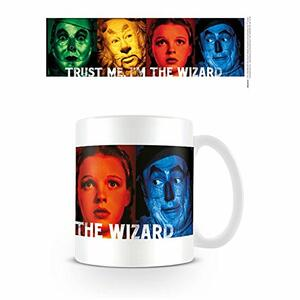 Tazza The Wizard of Oz. Faces