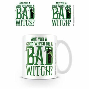 Tazza The Wizard of Oz. Bad Witch