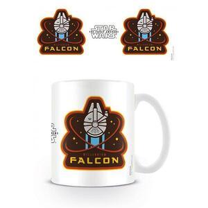 Tazza Star Wars The Force Awakens. Millennium Falcon - 2
