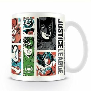 Tazza Justice League. 52 Style