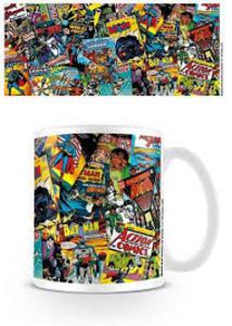 Tazza DC Originals. Comic Covers