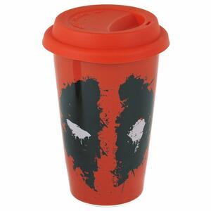 Tazza Deadpool (Splat) Travel Mug