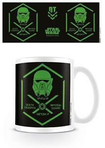 Tazza Star Wars Rogue One. Death Trooper Symbol