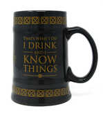 Idee regalo Tazza Grande Game Of Thrones Drink & Know Things Import