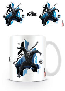 Tazza Black Panther Pounce