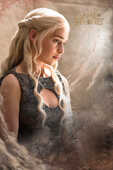 Idee regalo Poster Game Of Thrones. Daenarys Pyramid