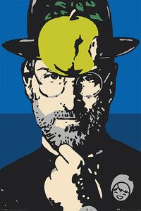 Poster Maxi Tvboy. The Son Of Apple