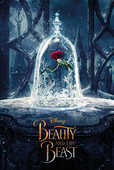 Idee regalo Poster Maxi Beauty And The Beast Movie. Enchanted Rose Pyramid