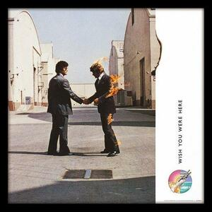 Pink Floyd. Wish You Were Here (framed Album Cover Prints)