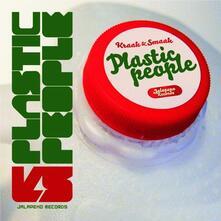 Plastic People (Coloured Vinyl) - Vinile LP di Kraak & Smaak