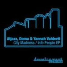 City Madness - Vinile LP di Atjazz