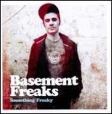 Something Freaky - Vinile LP di Basement Freaks