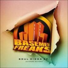 Soul Digga Ep - Vinile LP di Basement Freaks