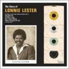 The Story of - Vinile LP di Lonnie Lester
