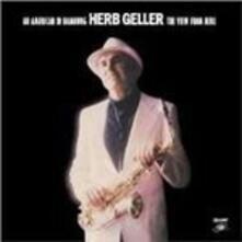 An American in Hamburg - Vinile LP di Herb Geller