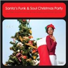 Santa's Funk & Soul 2 - Vinile LP
