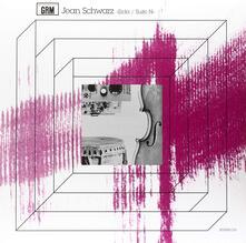 Erda Suite - Vinile LP di Jean Schwarz