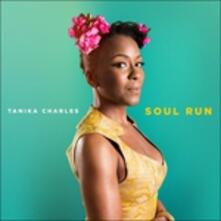 Soul Run - CD Audio di Tanika Charles
