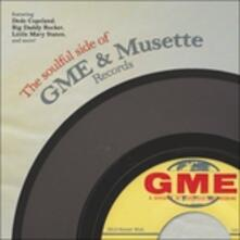 Soulful Side of Gme (+ Mp3 Download) - Vinile LP