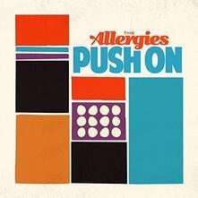 Push on - CD Audio di Allergies
