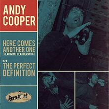 Here Comes Another - Vinile LP di Andy Cooper