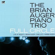 Full Circle - Vinile LP di Brian Auger