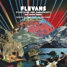 It Just Goes - Vinile LP di Flevans