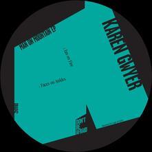Man on Mountain - Vinile LP di Karen Gwyer