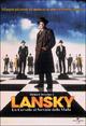 Cover Dvd Lansky. Un cervello al servizio della mafia