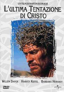 L' ultima tentazione di Cristo di Martin Scorsese - DVD