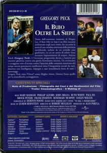 Il buio oltre la siepe di Robert Mulligan - DVD - 2