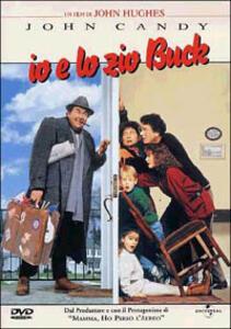 Io e zio Buck di John Hughes - DVD