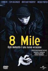 Copertina  8 Mile [DVD]