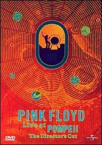Locandina Pink Floyd a Pompei