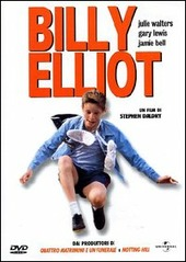 Copertina  Billy Elliot [DVD]