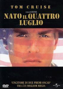 Nato il quattro luglio di Oliver Stone - DVD