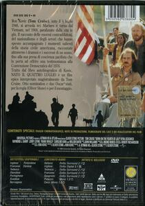 Nato il quattro luglio di Oliver Stone - DVD - 2