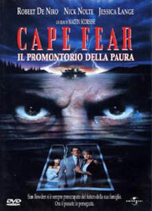 Cape Fear. Il promontorio della paura (2 DVD)<span>.</span> Collector's Edition di Martin Scorsese - DVD