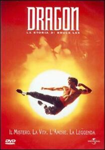 Dragon. La storia di Bruce Lee di Rob Cohen - DVD
