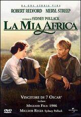 Film La mia Africa Sydney Pollack