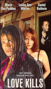 Love Kills di Mario Van Peebles - DVD